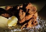 fry artichokes