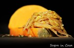 pumpkin and linguine pasta