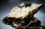 Risotto with Oysters and Spumante wine