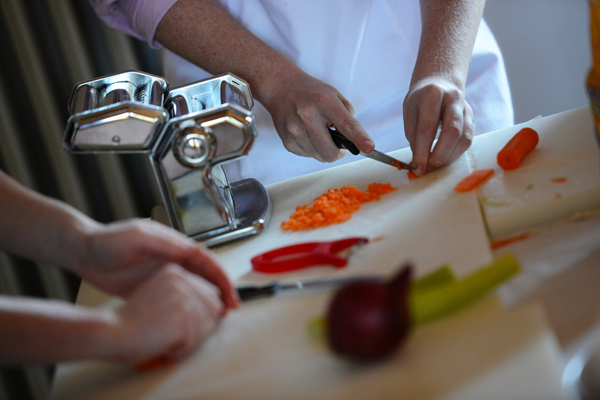 Sagraincasa cooking class picture by Nick Cornish