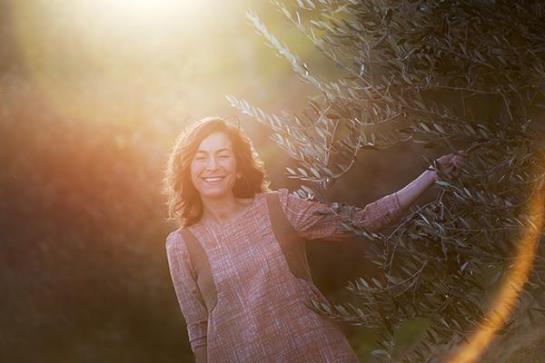 Simona Fabrizio picture by Nick Cornish