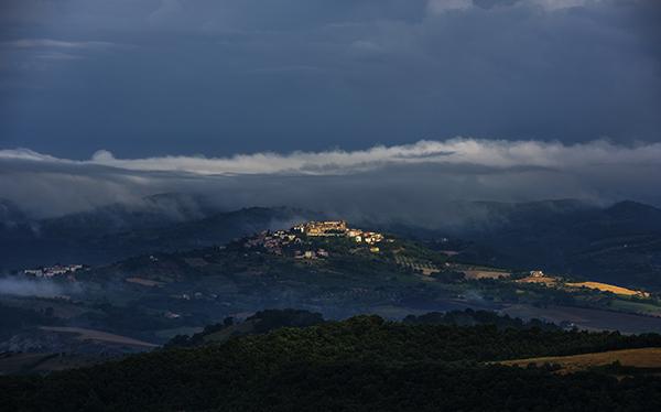 Our beautiful village, Allerona